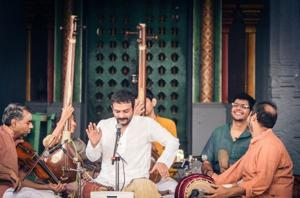 TM Krishna's concert, now cancelled, was scheduled to be part of a two-day music and dance festival over this weekend at New Delhi's Nehru Park