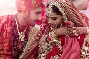 Deepika Padukone-Ranveer Singh wedding: The couple made a royal style statement during their Sindhi nuptials.