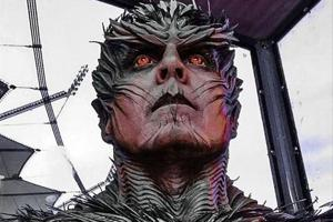 Actor Akshay Kumar will be playing the role of a Crowman in his upcoming film 2.0.
