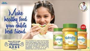 Fortified with vitamins A, D & E to meet 30% of our daily vitamin requirements, Nutralite is the perfect way to make this sandwich even more delicious.