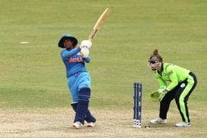 Mithali Raj was the top scorer for India with 51.