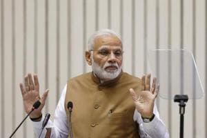 Campaigning in Chhattisgarh on Friday, Prime Minister Narendra Modi on Friday picked on a remark by Congress leader Shashi Tharoor to deliver a stinging attack on the Congress, party boss Rahul Gandhi and his family.