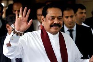 Sri Lanka parliament passed a no-confidence motion against Prime Minister Mahinda Rajapaksa.