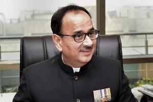 CBI director Alok Kumar Verma.
