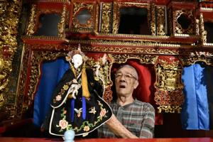 Photos: Taiwan's puppet master determined to save the dying art