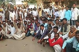 Residents of 50 villages reached the Karauli district collector's  office on Thursday, November 14,  and informed him of their decision to boycott Rajasthan assembly polls over lack of civic amenities.