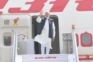 Prime Minister Narendra Modi will make his first-ever visit to the Maldives for the swearing-in of its new president, signaling a shift in the island nation toward India and away from China.