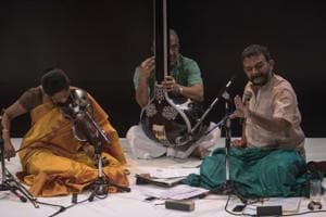 Chief minister Arvind Kejriwal on Friday invited residents of Delhi to attend Carnatic vocalist TM Krishna's concert, to be hosted by the Delhi government, at Garden of Five Senses.
