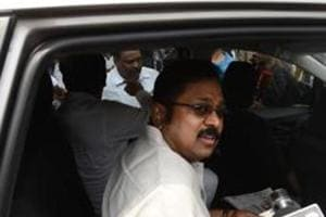 Former AIADMK leader TTV  Dhinakaran