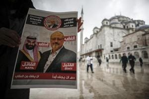 Saudi journalist Jamal Khashoggi was murdered on October 2 in his country's consulate in Istanbul.