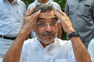 """NDA ally Rashtriya Lok Samata Party president Upendra Kushwaha said Saturday the BJP's offer of seats to his party for the 2019 general election was """"not respectable""""."""