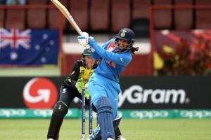 India will take on West Indies or England in the semi of ICC Women's World T20.