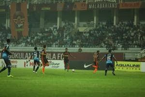 Gokulam Kerala are now second in the I-League table.