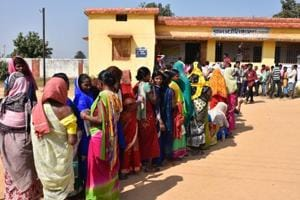 Elections for the total 90 assembly constituencies in Chhattisgarh are being held in two phases — November 12 and November 20.