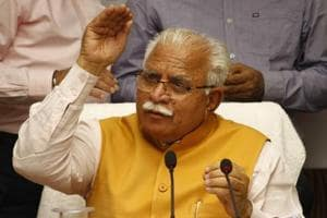 Haryana CM Manohar Lal Khattar has courted a controversy over his remarks on rape incidents.