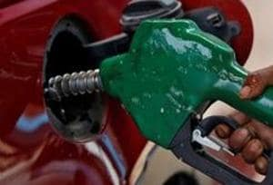 Petrol price Sunday was cut by 20 paise a litre and diesel by 18 paise.