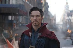 Benedict Cumberbatch's Doctor Strange may have made it out alive in Avengers:Infinity War.