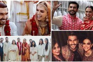 All the best pictures from Ranveer Singh, Deepika Padukone's wedding in Italy