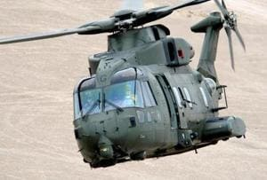 Christian Michel is wanted for commercial fraud, bribery and money laundering in connection with a multimillion-dollar deal to purchase 12 helicopters from the company then known as AgustaWestland for the Indian Air Force.