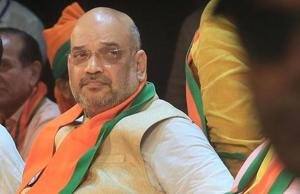 BJP National President Amit Shah will address a 'Yuva Town Hall' in Jaipur on November 21.