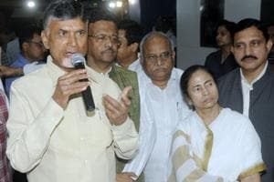 Anti-BJP Opposition front's meet after state elections: Chandrababu Naidu
