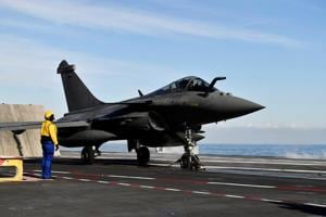 The Rafale controversy has ended up before the Supreme Court, and it is therefore moot to argue whether the country's top-most court should be weighing in such matters