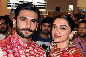 Ranveer Singh and Deepika Padukone tied the knot in Italy on November 14 and 15 as per Konkani and Sikh wedding rituals.