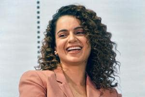 Kangana Ranaut will be seen as Rani Laxmibai in Manikarnika.