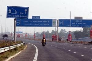 An HT team visited the KMP expressway a week before its inauguration on November 18.