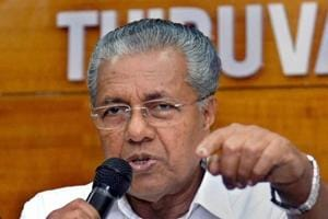 Kerala chief minister Pinarayi Vijayan Monday justified police action in Sabarimala, saying those who tried to create trouble were arrested on Sunday night.