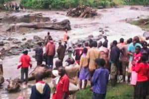 Landslides due to rains from a tropical storm have killed 13 people and left four others missing in south-central Vietnam.