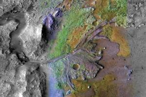 NASA has chosen Jezero Crater, a geologically rich terrain, as the landing site for its upcoming Mars 2020 rover mission, the US space agency said.