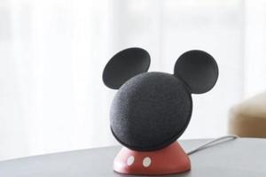 Otterbox created a custom base accessory for Google Home Mini.