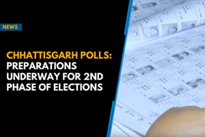 Chhattisgarh polls: Preparations underway for second phase of elections