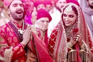 Ranveer Singh-Deepika Padukone Mehendi Ceremony: Deepika Padukone not only wore some traditional jewellery at her wedding, she also chose few whimsical pieces. (Instagram)