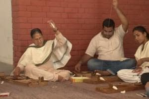 The study conducted by the Brain Behaviour Research Foundation Of India (BBRFI) here analysed the relevance of charkha (spinning wheel) among children and youth in the society.
