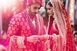 Deepika Padukone and Ranveer Singh's wedding pictures have set the internet on fire.