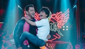 The first song from Zero will also feature Salman Khan.