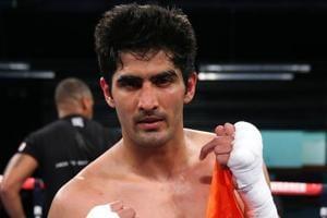 File image of Vijender Singh.