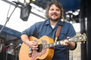 Jeff Tweedy , who grew up in Illinois in the United States, is a celebrated singer-songwriter. (APFile Photo)
