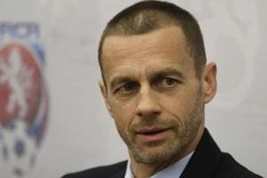 UEFA chief Aleksander Ceferin has denied that there will be a European Super League.