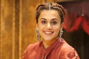 Other than performing arts, Taapsee also enjoys squash.