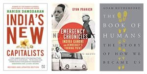 On HT Picks this week, India's new business groups, the Emergency, and how humankind became what it is.