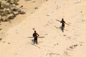 No census department official has ever set foot on the North Sentinel Island. But it is estimated that around 60 Sentinalese men, women and children live there.
