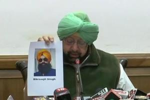 Punjab chief minister Amarinder Singh said the Amritsar grenade blast case has been solved.