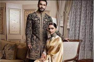 Watch: First visuals of Deepika-Ranveer wedding reception