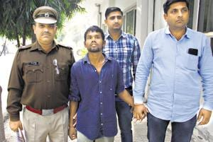 Police said the accused, Sunil Kumar, would first break the legs of the victims before attempting rape and then murder them.