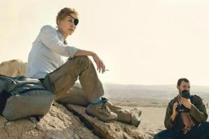 Rosamund Pike and Jamie Dornan play Marie Colvin and photographer Paul Conroy, the war correspondent and photojournalist team that covered some of the world's most dangerous conflicts before a 2012 attack in Syria killed Colvin and gravely injured Conroy.