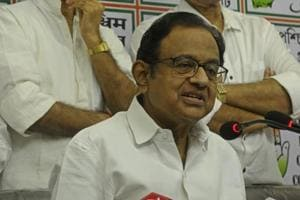 """Former finance minister P Chidambaram today used Prime Minister Narendra Modi's own """"bitter medicine"""" words to hit back at him in two tweets."""