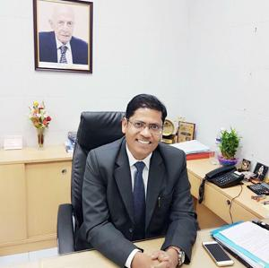 Dr Sanjay Pathare, medical director, Ruby Hall clinic
